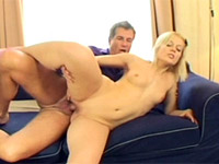 Sandra gets her beaver ripped up excellent and hard